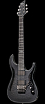 Schecter DIAMOND SERIES Hellraiser Hybrid C-1FR Trans Black Burst   6-String Electric Guitar