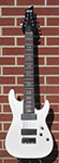 Schecter DIAMOND SERIES OMEN-8 Vintage White 2012 Model 8-String Electric Guitar