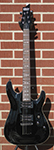 Schecter DIAMOND SERIES   Omen 6   Black   2012   6-String Electric Guitar