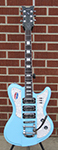 Schecter DIAMOND SERIES Ultra-III Vintage Blue  6 String Electric Guitar