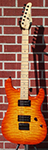 Schecter USA CUSTOM SHOP Production Series California Custom Elite HH Sunset Burst Maple board 2013 6-String Electric Guitar