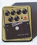 TECH 21   Character Series Blonde Version2 Effects Pedal
