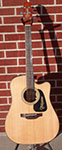 Takamine Pro Series P1DC  Dreadnought 6-String Acoustic Electric  Guitar