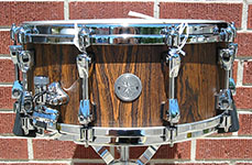 "Tama Starphonic 6"" x 14"" snare drum - Matte Natural Cordia - Model PBC146MNC"