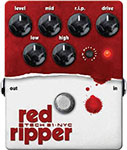 TECH 21 RED RIPPER  Bass Fuzz/Distortion Effect