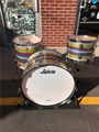 Ludwig USA Classic Maple L843FXPC  Salesman Sample  3-Piece Shell Kit