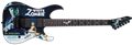 LTD SIGNATURE SERIES Kirk Hammett  KH-WZ  WHITE ZOMBIE Graphic   6-String Electric Guitar